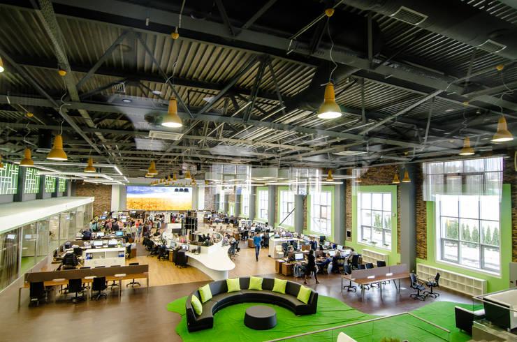 Офисные помещения в . Автор – UKRINTEL, Лофт