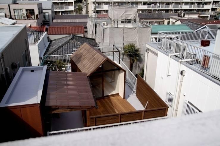 ひなたぼっ小屋: akimichi designが手掛けたです。,