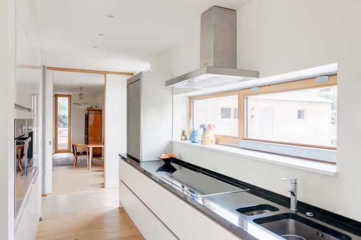 Projekty,  Kuchnia zaprojektowane przez k² Architektur