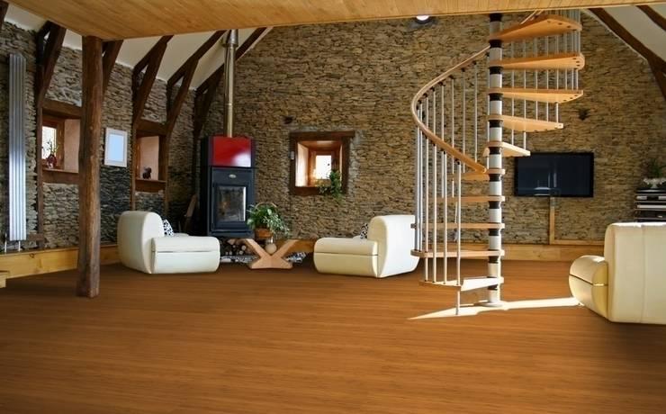 Heritage:  Walls & flooring by Granorte