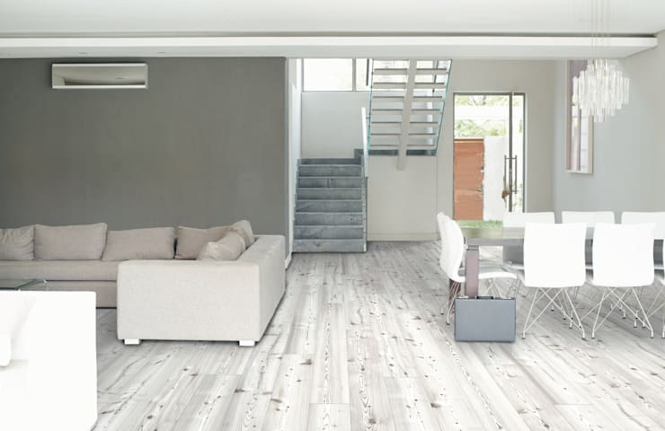 Walls & flooring by Granorte