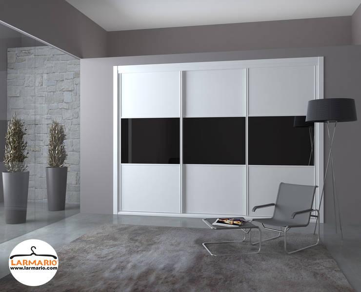colección design - serie badessi: Dormitorios de estilo  de macarenaromero