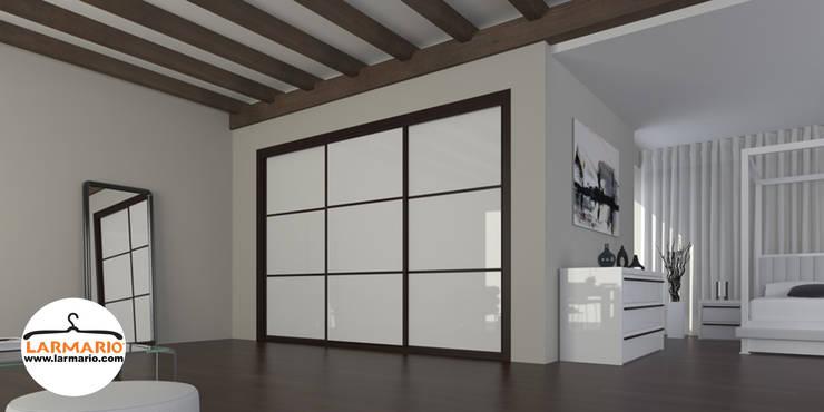 colección design- seriebritoly: Dormitorios de estilo moderno de macarenaromero