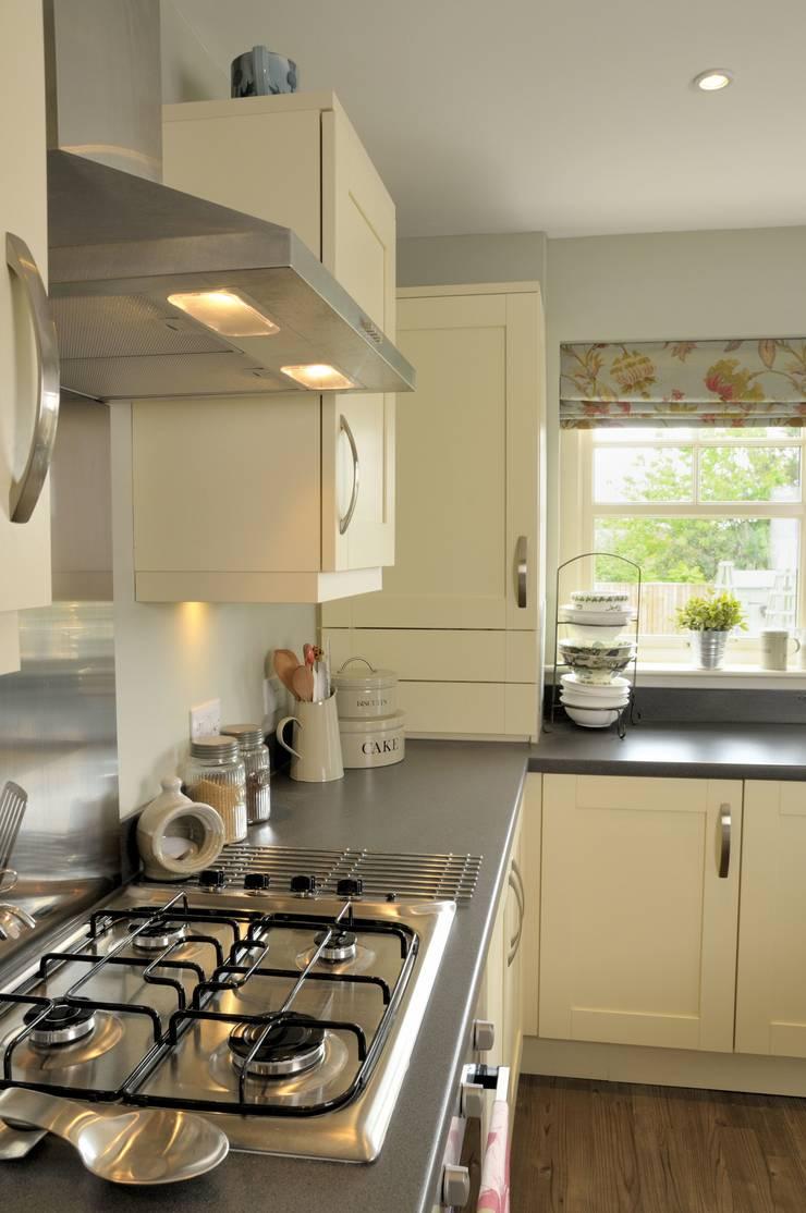 Kitchen :  Kitchen by Aitken Turnbull Architects