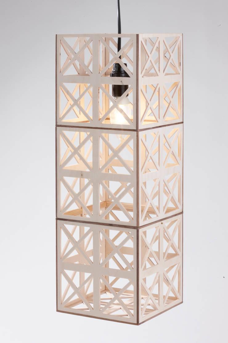 Verlichting:   door Design X Ambacht, Industrieel