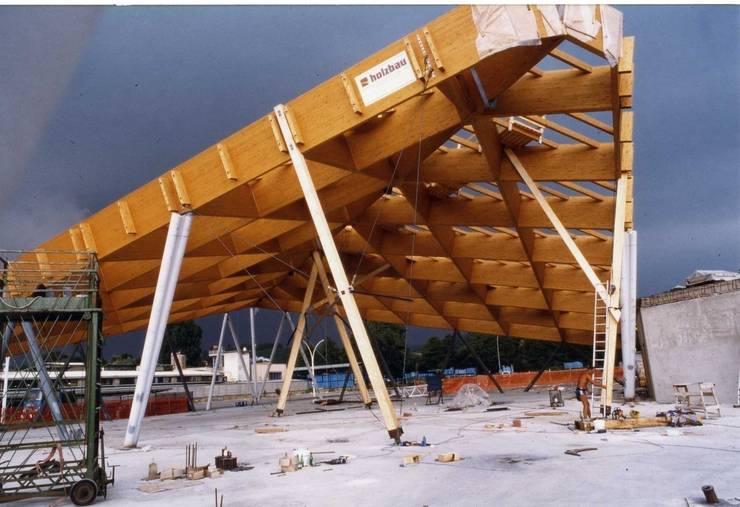 Aquilone di Chicco Spazi commerciali in stile industrial di Archiluc's - Studio di Architettura Stefano Lucini Architetto Industrial