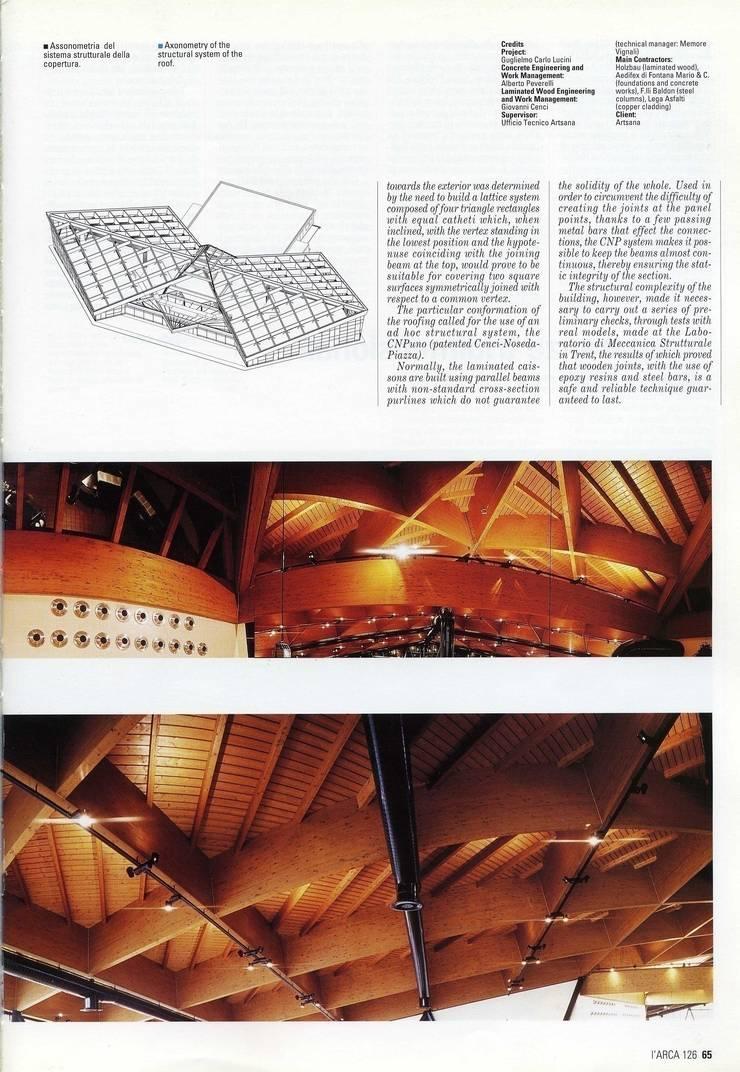 Aquilone di Chicco di Archiluc's - Studio di Architettura Stefano Lucini Architetto