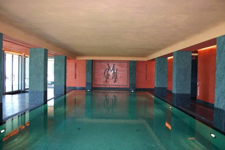 Grand Hotel Majestic Hotel in stile classico di Archiluc's - Studio di Architettura Stefano Lucini Architetto Classico