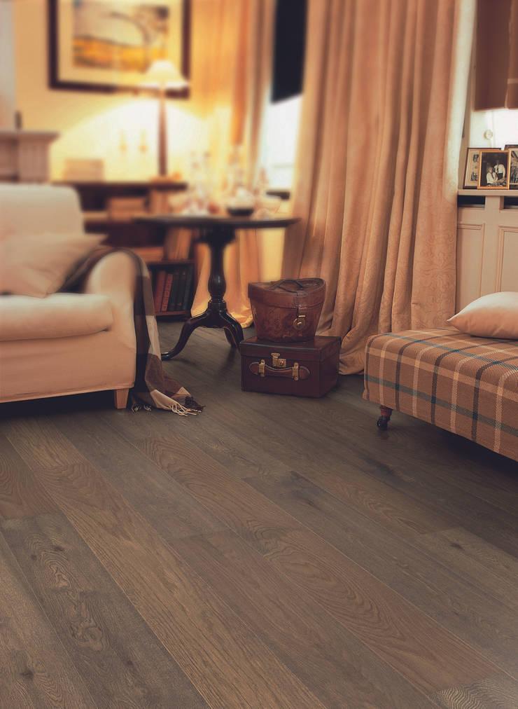 Cottage Oak Matt:  Walls & flooring by Quick-Step