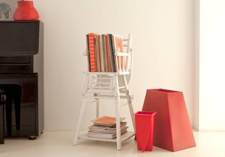 casa PT: Studio in stile in stile Moderno di davide petronici | architettura