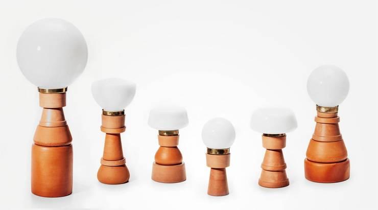 Lamps: Casa  por Jahara Studio