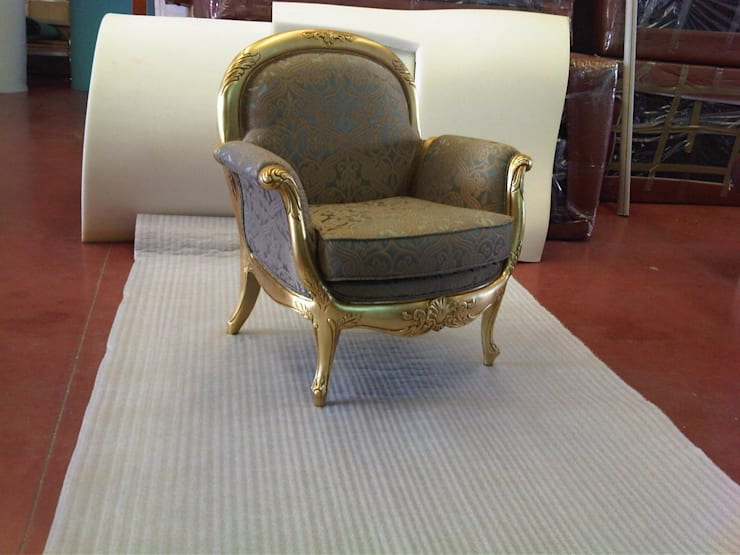 Chair's:  de estilo  de Wing Chair S.A.