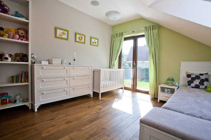 Dom w Krakowie : styl , w kategorii Pokój dziecięcy zaprojektowany przez ARCHISSIMA