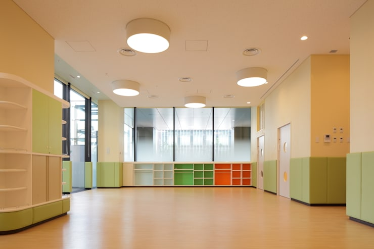 Kindergarden: WORKTECHT CORPORATIONが手掛けたオフィススペース&店です。,