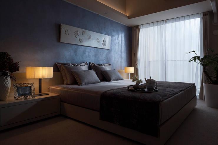 Bed room: WORKTECHT CORPORATIONが手掛けた商業空間です。