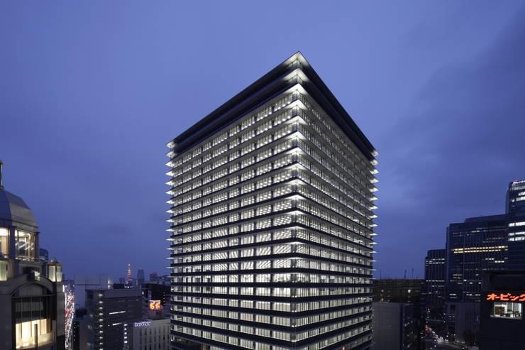 Facade: WORKTECHT CORPORATIONが手掛けたオフィススペース&店です。,