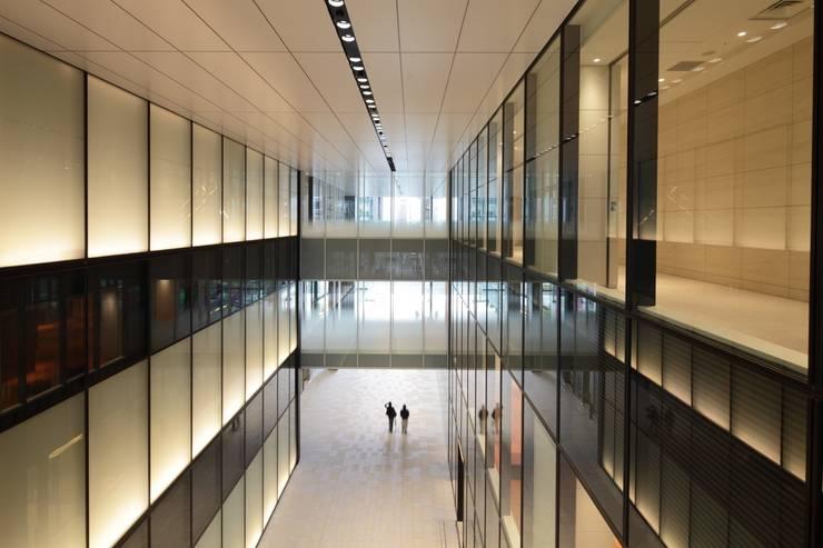 Corridor: WORKTECHT CORPORATIONが手掛けたオフィススペース&店です。,