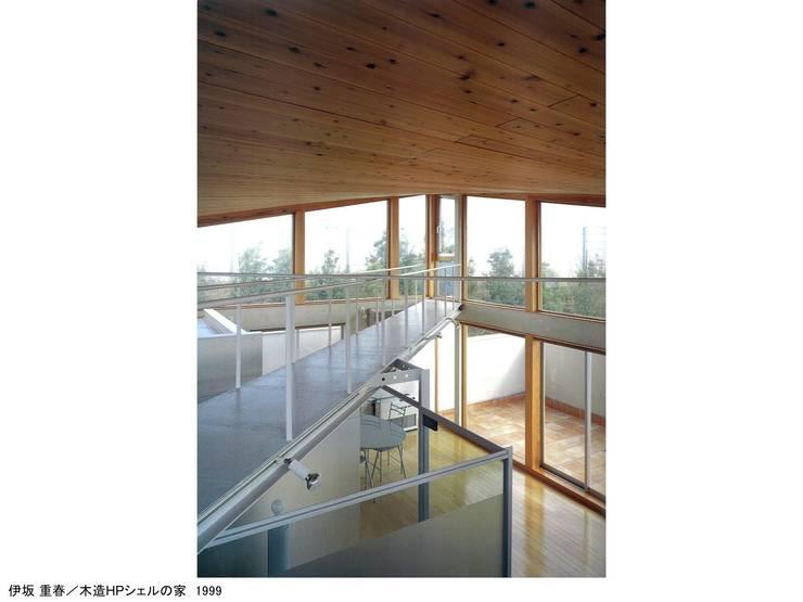 木造HPシェル : 株式会社 伊坂デザイン工房が手掛けた家です。