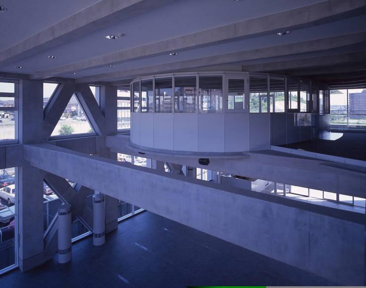 日能研関東本社ビル : 株式会社 伊坂デザイン工房が手掛けたオフィスビルです。