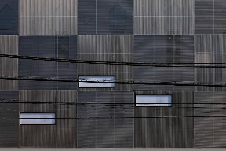 自由が丘 日能研ビル(耐震改修工事) : 株式会社 伊坂デザイン工房が手掛けたオフィスビルです。