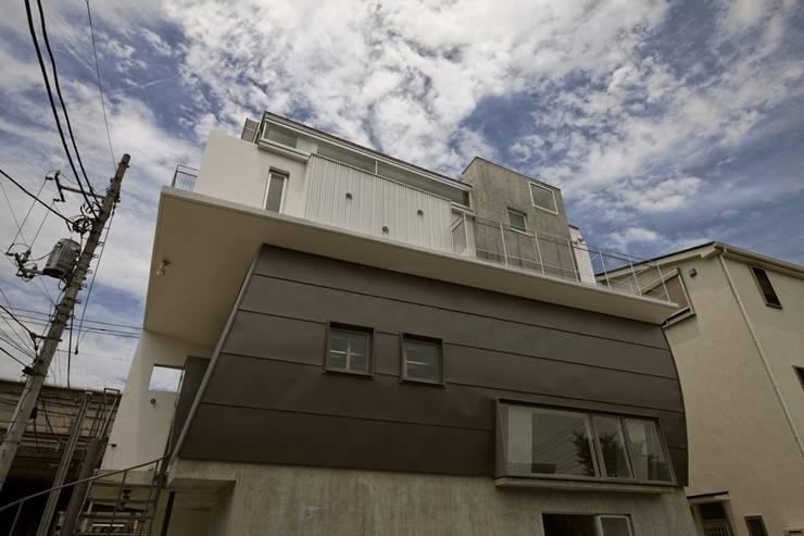 カオスモスポット : 株式会社 伊坂デザイン工房が手掛けた家です。