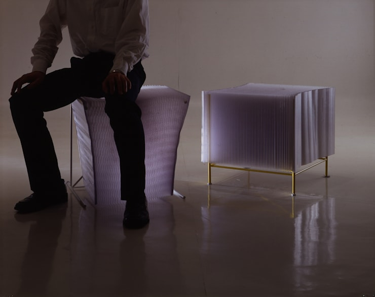 KAGU2 (製作 IDE'E+新日本フェザーコア): 株式会社 伊坂デザイン工房が手掛けた商業空間です。