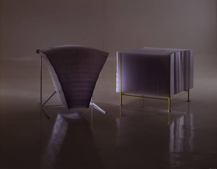 KAGU2 (製作 IDE'E+新日本フェザーコア): 株式会社 伊坂デザイン工房が手掛けたアートです。