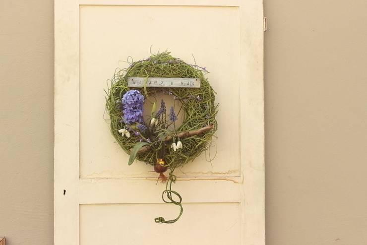 Fioletowe Cebulki: styl , w kategorii Sztuka zaprojektowany przez Zastygła Natura