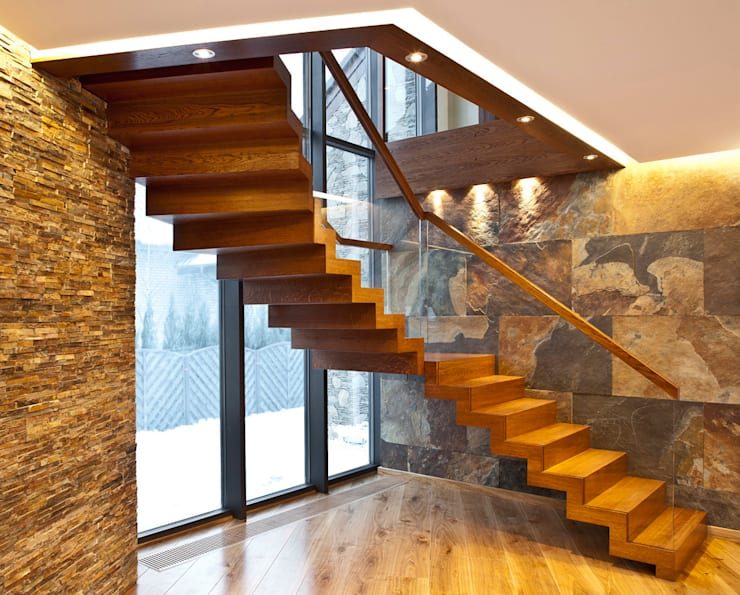 Grand Design Staircases:  Corridor & hallway by info1161