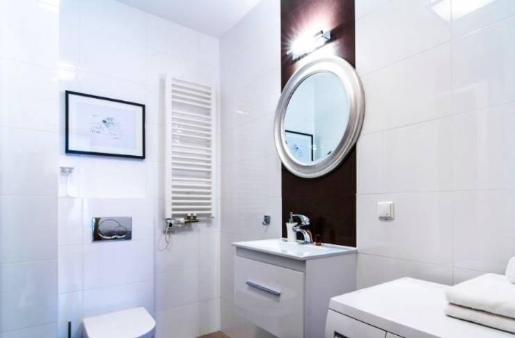 łazienka: styl , w kategorii  zaprojektowany przez Home2Sell