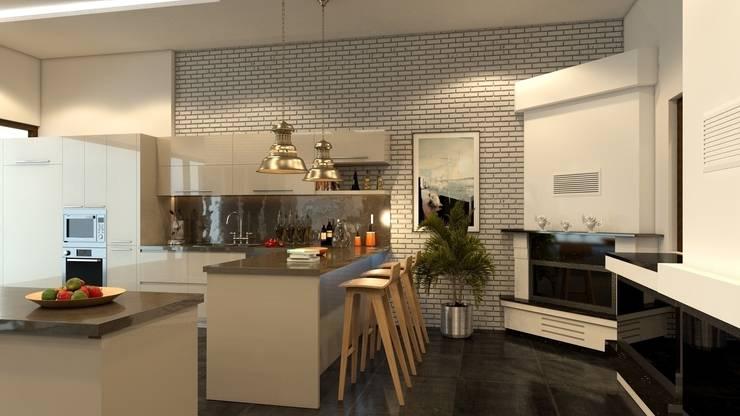 baytugra.mobılya – mutfak: modern tarz Mutfak
