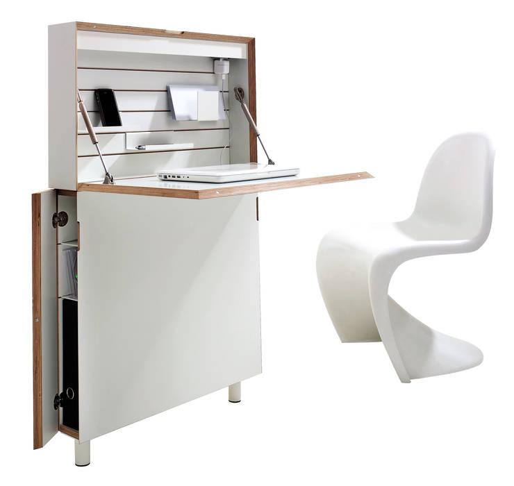 flatmate:  Arbeitszimmer von Müller Möbelwerkstätten