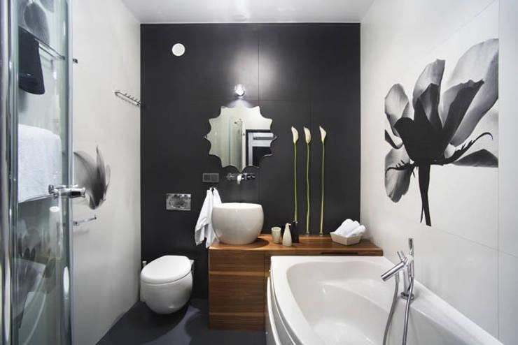 eclectic Bathroom by Студия Татьяны Гребневой