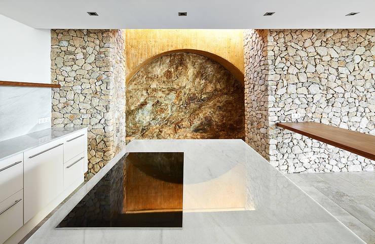 Cocinas de estilo mediterraneo por Pepe Gascón arquitectura