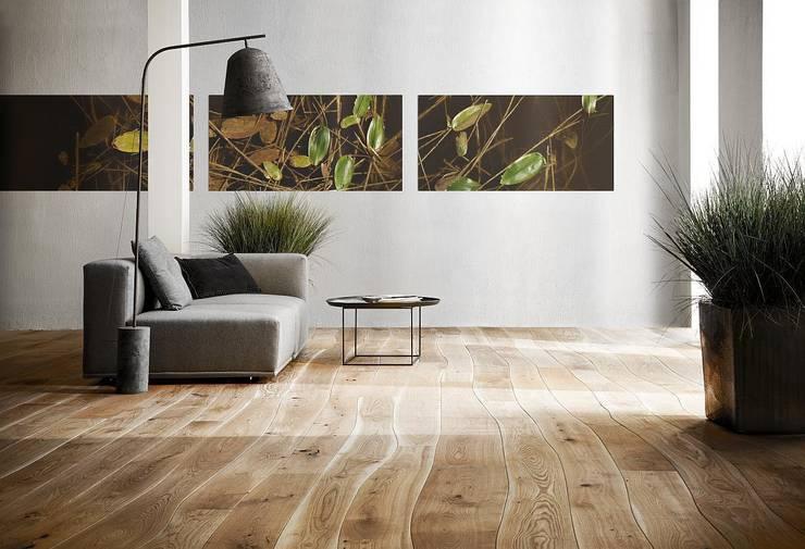 Parga Wohnkonzept :  Wände & Boden von PARGA WOHNKONZEPT GMBH