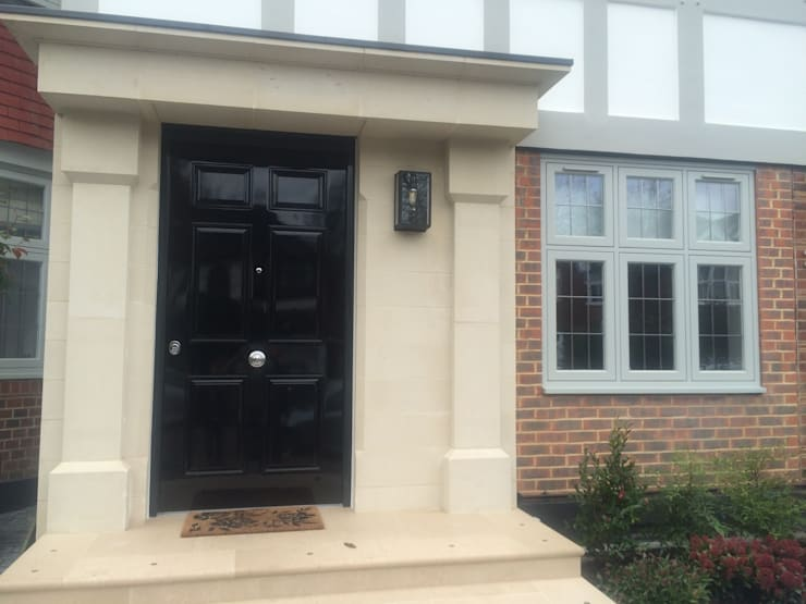 Richmond:  Windows  by Stronghold Security Doors