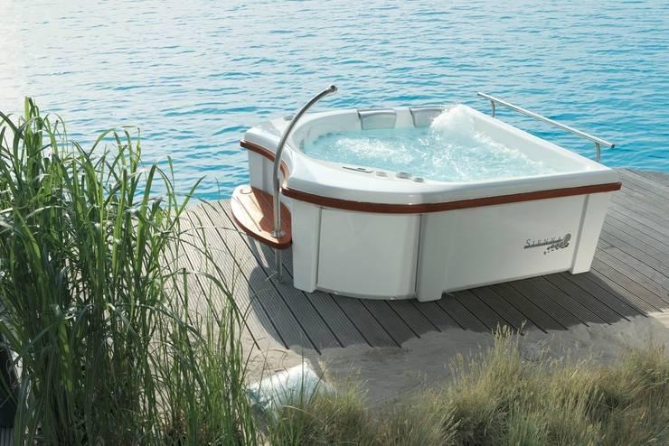 Whirlpool Outdoor :  Whirlpool von Hesselbach GmbH