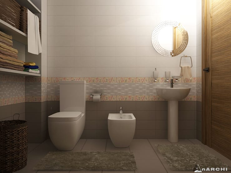 Bathroom by AnARCHI,