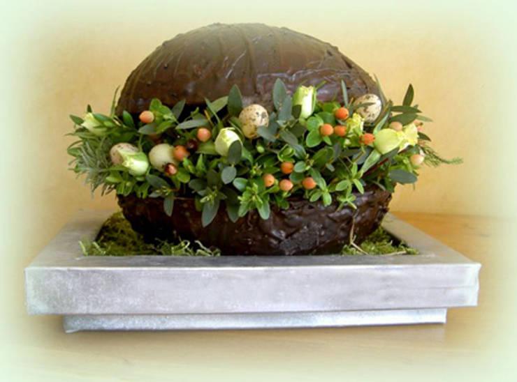 Paasdecoratie:  Woonkamer door Pasencreatief