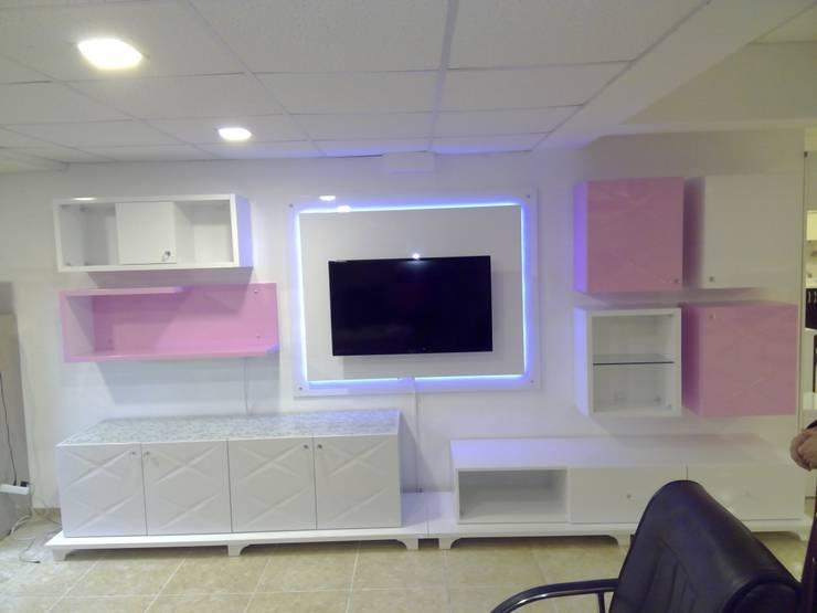 zeen mobilya – ZEEN TV ÜNİTESİ:  tarz Oturma Odası