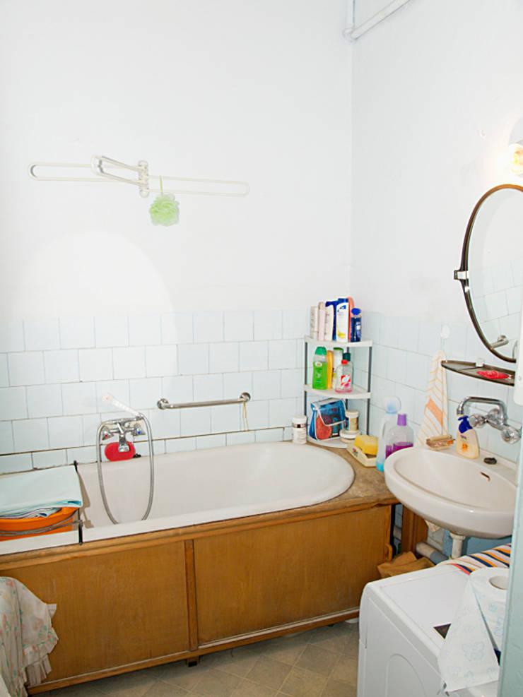 Metamorfoza łazienki : styl , w kategorii  zaprojektowany przez Decolatorium