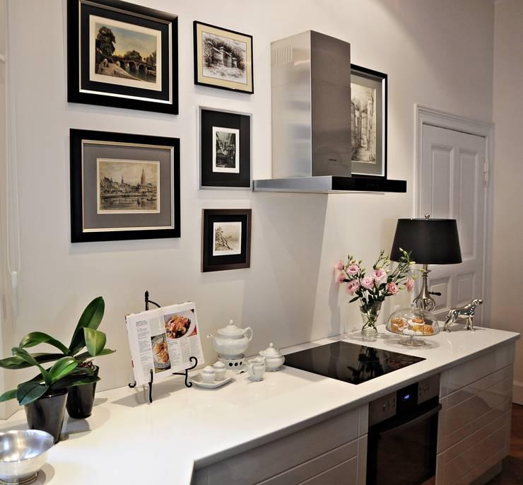 Metamorfoza kuchni : styl , w kategorii  zaprojektowany przez Decolatorium