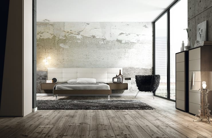 Bedroom by Muebles Begui