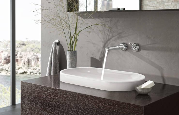 Eurocosmo badkamer voorzien van GROHE Eurodisc Joy serie von Grohe ...