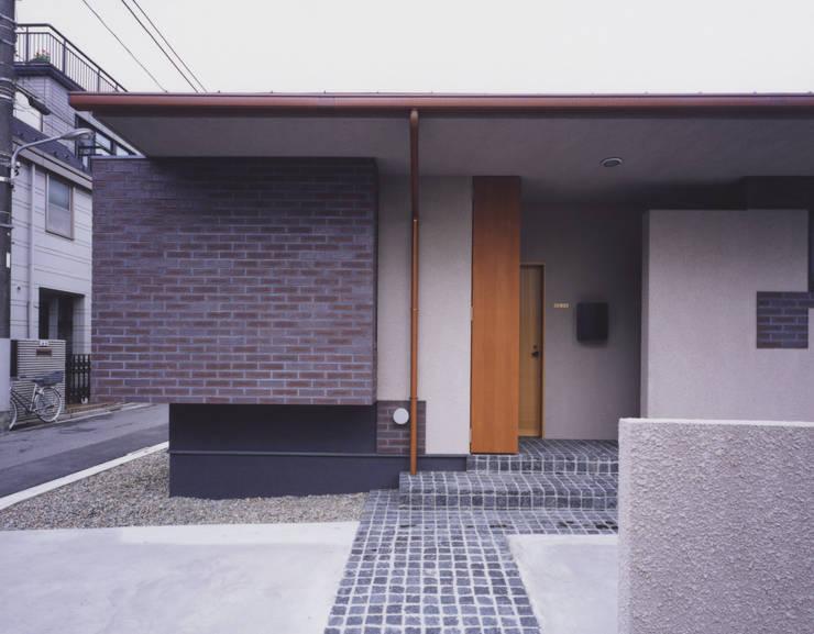 外観3: 矩須雅建築研究所が手掛けた家です。