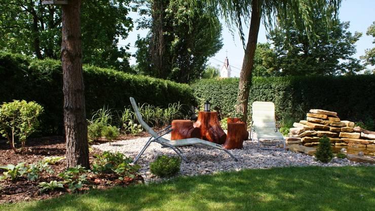 Kameralny ogródek : styl , w kategorii  zaprojektowany przez archiDENA architektura krajobrazu,