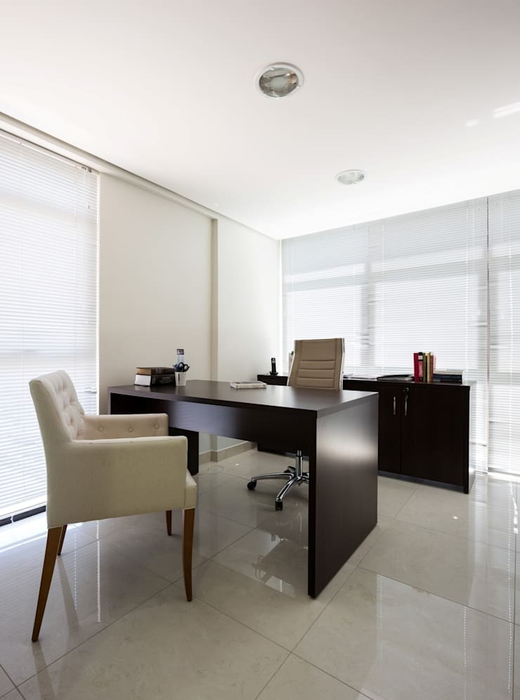 Study/office by Kali Arquitetura