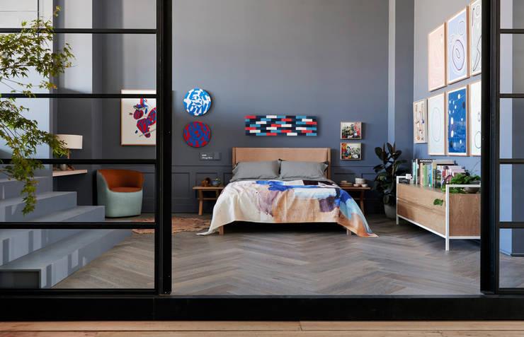 Obraz drewniany: styl , w kategorii Ściany i podłogi zaprojektowany przez DrewnianaŚciana