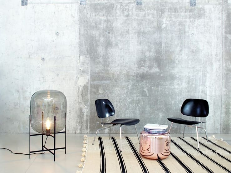 Projekty,  Salon zaprojektowane przez ANCHOVI