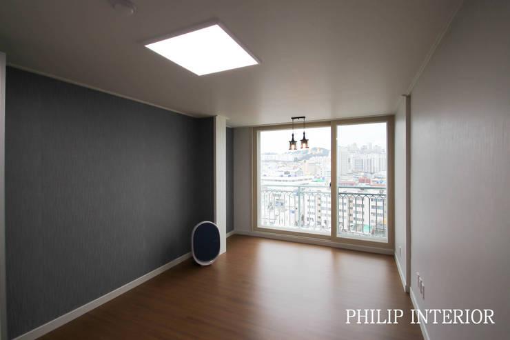 부산 부곡 LG아파트 방1: 필립인테리어의